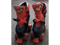 Adjustable Roller Skates Size 13-3