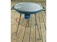 Camping gaz grille