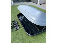 Exodus 470l Car Roof Box