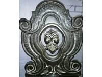Stunning pair of antique gothic style carved chairs