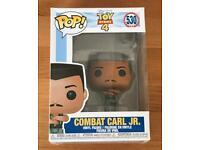 POP Combat carl jr Toy Story 4 NEW
