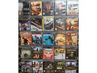 SONY PLAYSTATION GAMES PS3 3 FOR £10 GT5 FARCRY AC RESIDENT EVIL MEDAL HONOR FIGHT NIGHT PS4 GTA 5