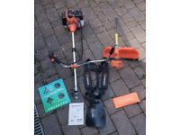 Parker brush cutter/strimmer, hardly used