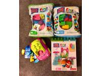 Mega Blocks - Huge Bundle in original packaging