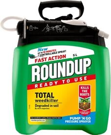 Fast Action Weedkiller Pump