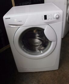 FREE DELIVERY Large 8KG Hoover washing machine Warranty