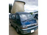Toyota Hi-ace 4 berth camper van Full Spec coach built