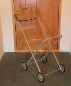 Laundry Trolley ( helps prevent back ache / bending )