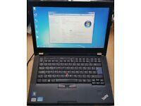 Lenovo ThinkPad T420 Laptop, i5 Second Gen, 320GB HDD, 4GB Ram