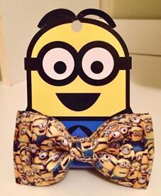 Bow Tie. Minions.