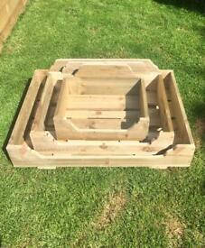 WOODEN DOG BEDS FOR SALE