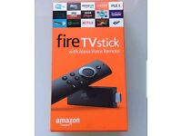 All-New Fire TV Stick with Alexa Voice Remote with Kodi