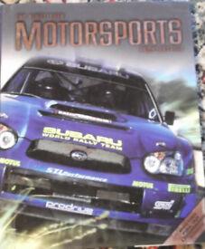 Kingfisher Motorsports Encyclopedia