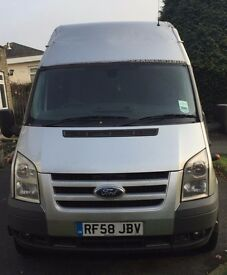 Very Economical and fully loaded Ford Transit for sale