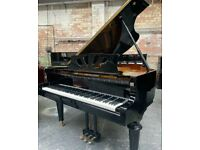 Chelsea of London 6ft Grand Piano black case |Belfast. pianos | Free delivery 🚚