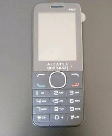 ALCATEL 20.45X 3G- LIKE NEW CONDITION - O2 NETWORK