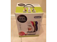 BRAND NEW SEALED Ideal gift nescafe DOLCE GUSTO COLOURS caerleon retails at £135