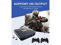 XS-5600 RETRO GAME CONSOLE 4K HD TV BOX WITH BUILT IN 5600 RETRO CLASSIC GAMES