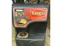 KENCO SINGLES COFFEE MACHINE TAKES CAPSUALS.