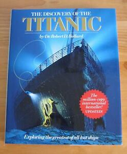 The Discovery of the Titanic by R. Ballard Kitchener / Waterloo Kitchener Area image 1