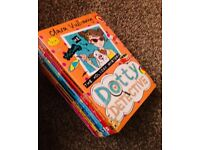 Dotty detective childrens Book set - gifts -BRAND NEW