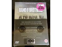 BRAND NEW Band of Brothers DVD Boxset ** £1 **