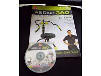 Ab Doer 360 Exercise Machine