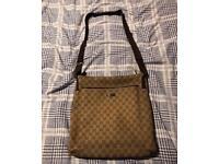 Mens Genuine Gucci Messenger Bag