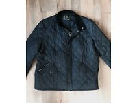 Men's BARBOUR quilted coat XXL