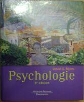 Livre de Phychologie 9 édition U de M »» Nouveau Prix ««