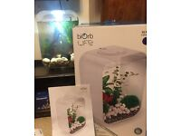 fish tank Biorb 15L life pure special edition | 1 week old, GREAT DEAL