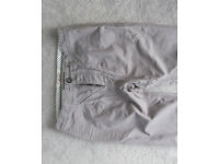 Original Penguin Slim Fit Chinos Size 32x30 in Stone OR Grey ( 2 Pairs)