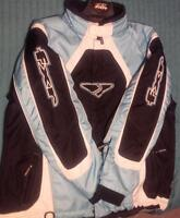 Limited Edition Women's FXR Racing Jacket and Pants
