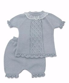 Baby Clothes Surrey London for Daisies and Conkers (Product: WREN)