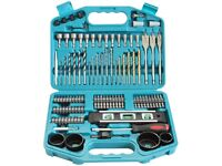 Makita 98C263 Drilling and Driving Accessory Kit, 101 pc. BRAND NEW FREE DELIVERY!
