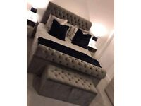 Sleigh, Divan, Luxury Beds available in amazing designs and all sizes/colors