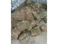 Free rockery stone!