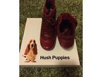 Hush Puppies size 5