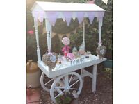 Candy cart with all accesories great business oppurtunity only £450