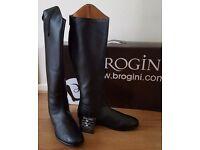 Brogini Size 8 Riding Boots