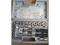 Teng 25pc socket set 1/2 drive