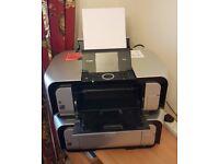 Two Canon Pixma MP610 printer scanners. 9600dpi
