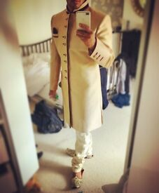 Asian Mens Suit Sherwani