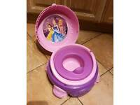 Potty - Tomy Disney Princess Potty