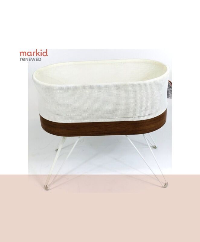 SNOO Bassinet with 3 swaddles