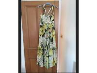 Ted Baker Maxi Dress, Size 10