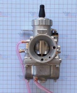 Mikuni VM Round Slide Carburetor 34mm (11.5mm Bell) - VM34-168