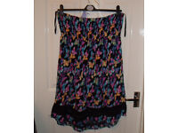 SIMPLY YOURS THIS LOVELY BOOB TUBE DRESS SIZE 22