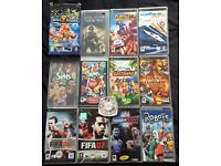 PSP games and camera bundle for sale! Absolute bargain! Great condition!