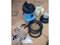 Numatic CT570 Carpet & Upholstery Cleaner, Carpet Extraction Machine Used But In Very Good Condition